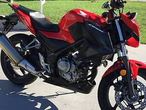 Honda CB300FA ( ABS ) RWC and rego good condition 2015 . Camp Hill Brisbane South East Preview
