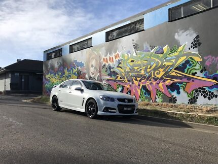 Vf ssv redline Hassall Grove Blacktown Area Preview
