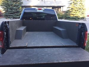 Box liner for F150 truck
