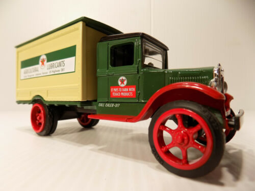 2020 BRANDS OF TEXACO 1931 HAWKEYE FARM SUPPLY DELIVERY TRUCK #3 IN THE SERIES