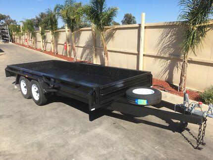 heavy duty deluxe box tandem trailer, 14 x 5  1990kg gvm full c/p Swan Hill Swan Hill Area Preview