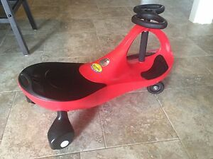 Red Plasma Car- only used indoors