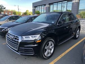 2019 Audi Q5 lease take over