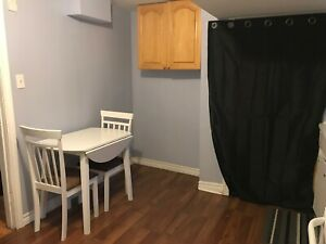 Oshawa Centre One Bedroom Basement Apartment
