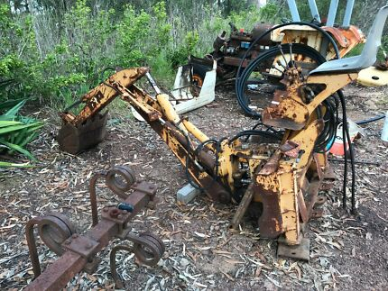 Backhoe attachment $1000 ono