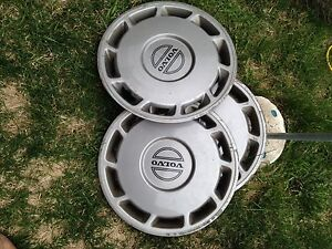 Volvo wheel cup