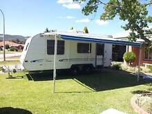 '98 Caravan 'Golf Cruiser' 18ft with full annex. Kelmscott Armadale Area Preview