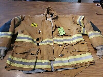 Firefighter Turnout Jacket Coat Length 2935 Fs04