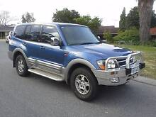 2001 Mitsubishi Pajero Wagon show room condition Craigie Joondalup Area Preview
