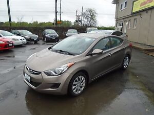 2012 Hyundai Elantra L *GUARANTEED APPROVALS! GET APPROVED TODAY