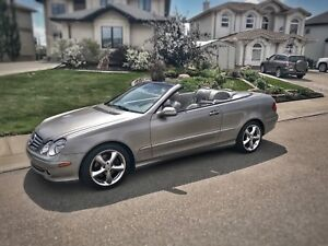 2005 MERCEDES CLK 320 IMMACULATE CONDITION