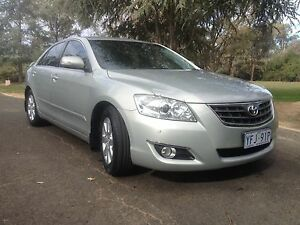2007 Toyota Aurion Sedan Mitchell Gungahlin Area Preview