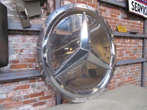"Mercedes-Benz Dealership Star Sign Chrome 61"" Diameter"