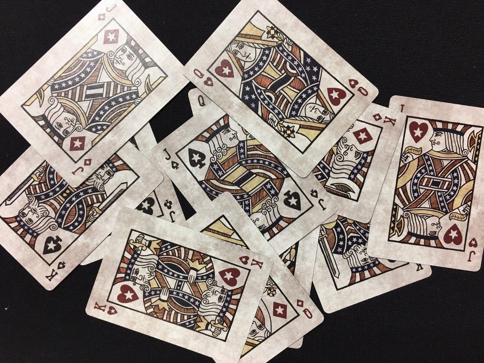Hoyle playing cards poker size hard 8 craps