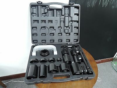 21 PCS Car Repair Tool Set Ball Joint Auto Service Remover Install Master Kit