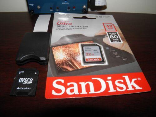 Coleco ADAM microSD Floppy Emulator upgrade kit (Use SD wafer media on the ADAM)