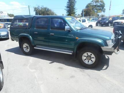 1999 Toyota Hilux Ute