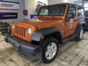 2010 Jeep Wrangler BASE SPORT /TRACTION