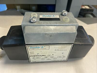 Double A Qf-5-ff-10a3 Hydraulic Solenoid Valve