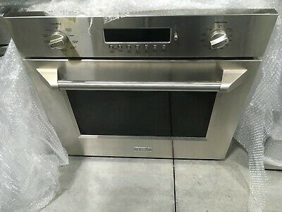 "ZET1PHSS-MONOGRAM 30"" SNGLE WALL OVEN, STIANLESS DISPLAY MODEL"