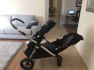 Baby Jogger City Select black excellent condition South Morang Whittlesea Area Preview