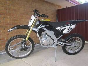 2015 Fury 250cc Dirt Bike Heathridge Joondalup Area Preview