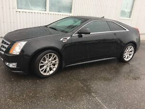 Voiture  .  Cadillac  CTS