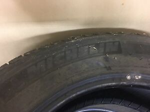 Michelin Latitude Tour All Season Tires