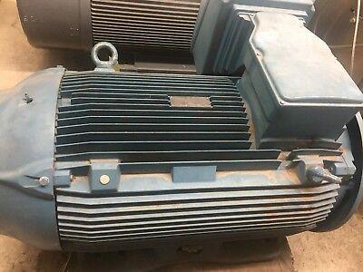 W22 Weg Electric Motor 750 HP 4P 1800 RPM 588/9T FRAME 3PH 460 V 60 Hz TEFC
