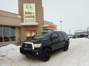2015 Toyota Sequoia SR5/5.7L/LEATHER NO CREDIT CHECK FINANCING