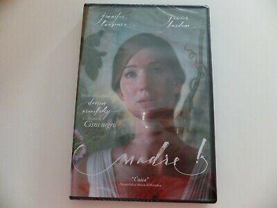 MADRE!. DVD (2018). NUEVO / PRECINTADO.