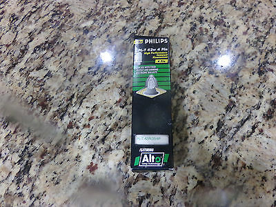 42w Compact Fluorescent Lamp - Lot of 10 Philips PL-T 42W/35/4 Compact Fluorescent Lamp Light Bulb 4-Pin