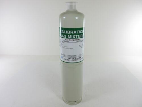 Hagemeyer J1016300PN Carbon Monoxide Calibration Gas 300 ppm 1000psi 103 Liters