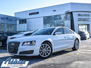 2013 Audi A8 3.0T Accident free