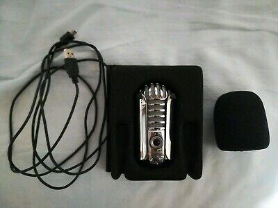 Samson Meteor Mic - Microfono da Studio USB cuffia condensatore registrazione