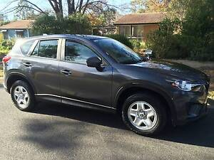 ** Mazda CX5 Maxx AWD Auto with new car warranty - $26,400 neg ** Cook Belconnen Area Preview