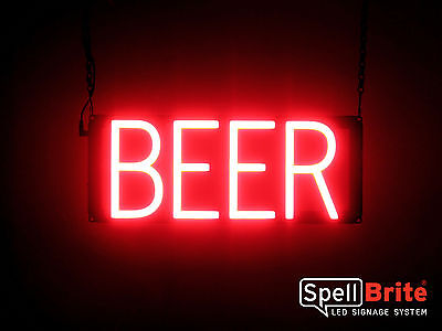 Spellbrite Ultra-bright Beer Sign Neon-led Sign Neon Look Led Performance