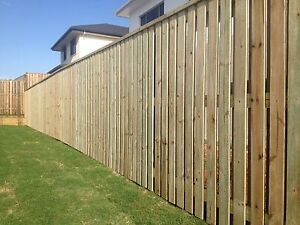 Fencing retaining walls Rochedale Brisbane South East Preview