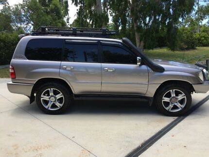 Landcruiser 100 series Advanti rims