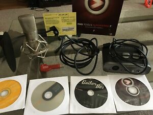 ProTools Kit With Microphone And Interface