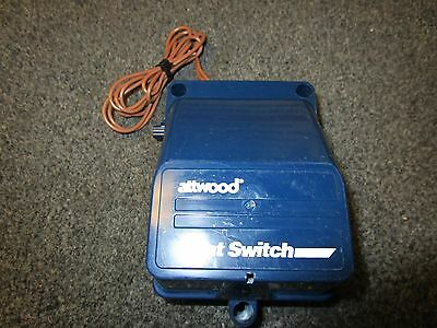 Attwood Automatic Float Switch Boat Marine