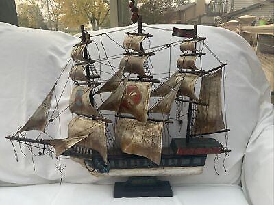 Model Ships Boat Model 4