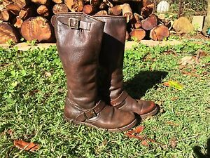 Frye women's leather boots Byron Bay Byron Area Preview