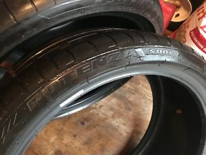 Bridgestone potenza s001 High performance runflat tires