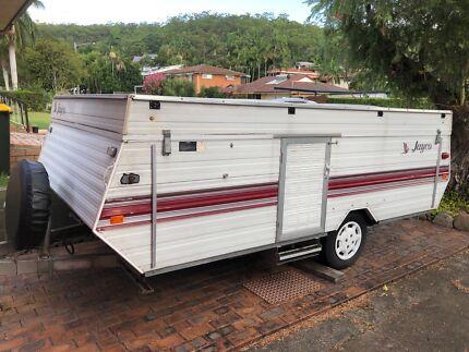 Jayco Camper Van
