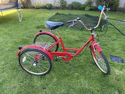 Freedom Concepts 3 Wheeled Bike (Adult Or Large Child)