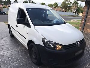 2012 Volkswagen Caddy 1.6 TDI Bossley Park Fairfield Area Preview