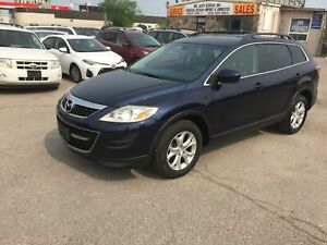 2012 Mazda CX-9 CX-9 AWD GT LEATHER NO ACCIDENTS ONE OWNER