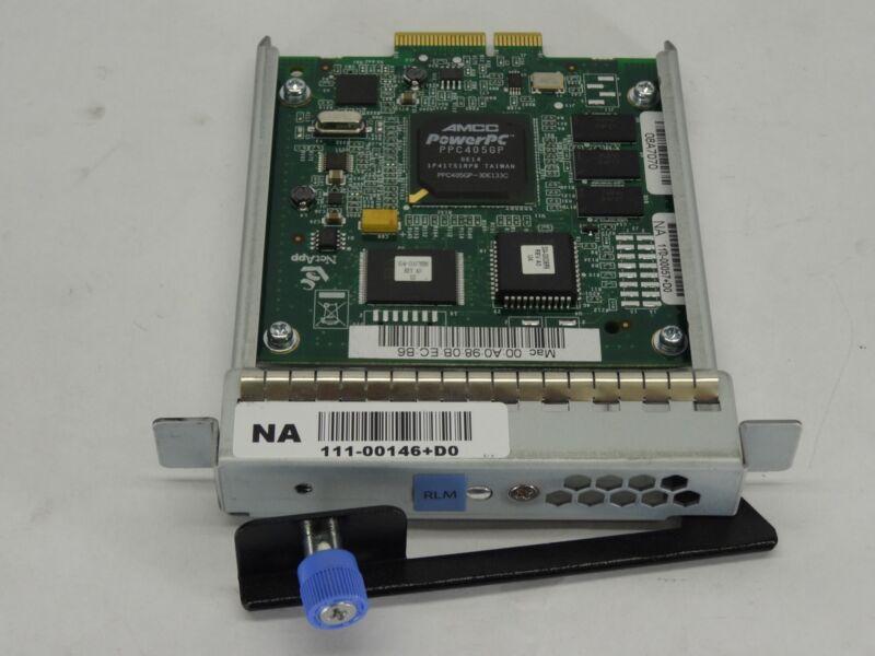 NETAPP 111-00146 NETWORK APPLIANCE REMOTE LAN MODULE