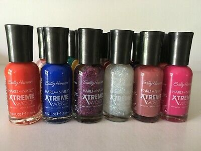 Sally Hansen Xtreme Wear Hard As Nails *FREE SHIPPING if U Buy 2 or more*